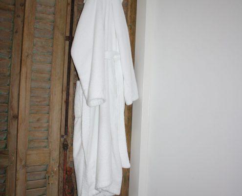 badjas met monogram geborduurd een mooi Moederdag cadeau